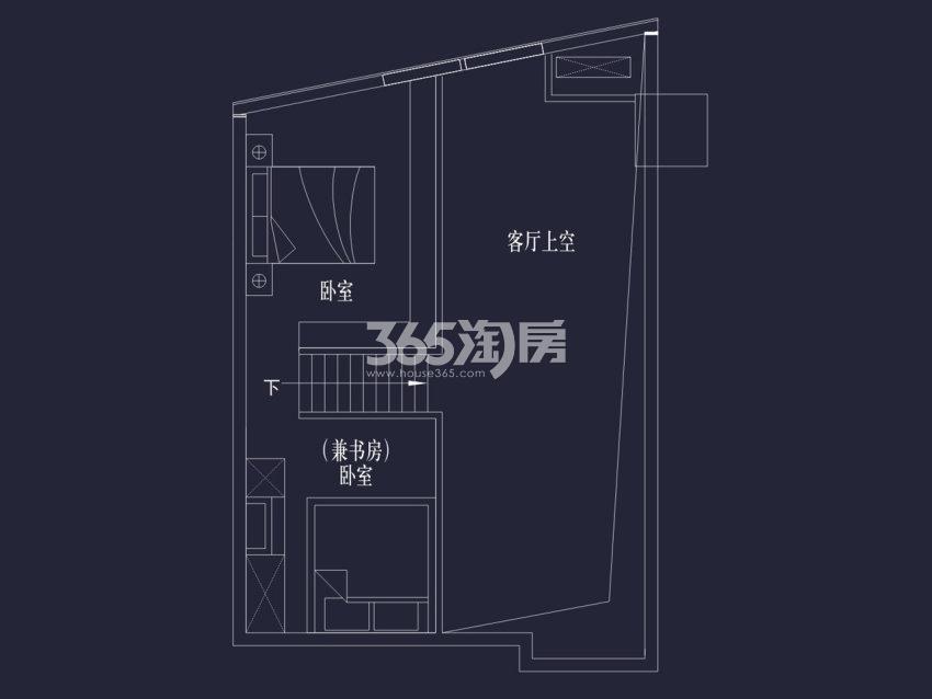 南昌天虹品上中心户型图