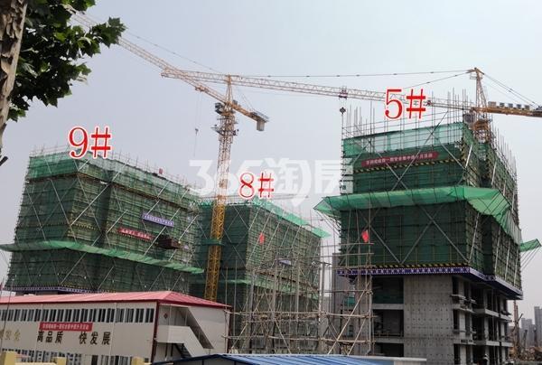 华润置地����御5、8、9#楼建约10层以上(6.5)