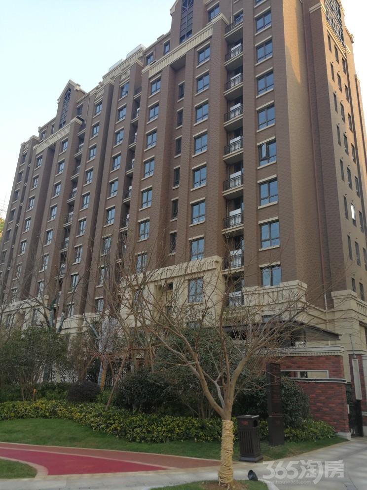 信达公园里3室2厅2卫133平米长期整租毛坯
