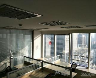 新街口阳光大厦正南朝向靠近电梯口139.48㎡精装直租