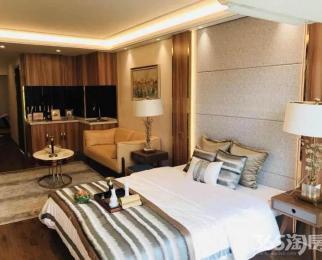 鼎鑫中心:市区四里河核心板块唯一挑高5米精装公寓位于地铁口