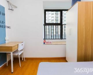 全新装修 品牌公寓 智能门锁 超大储物空间 带有独立飘窗