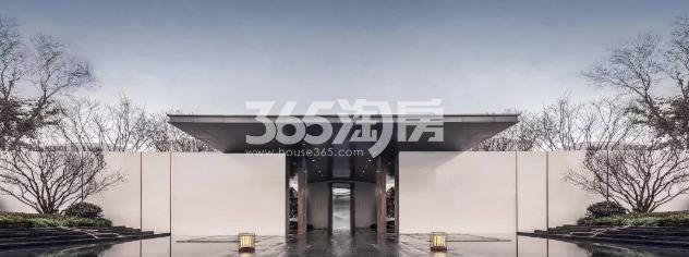 龙湖景粼天序售楼处实景图(2019.10.28)