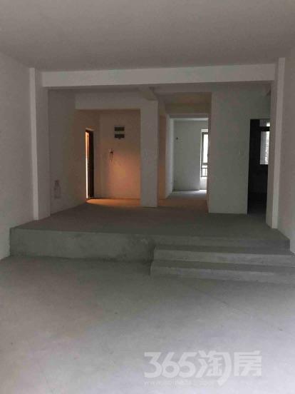 融侨中央花园三期4室2厅2卫163平米毛坯产权房2012年建