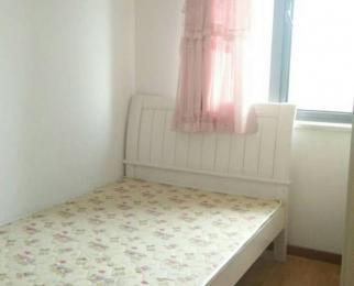 北城世纪城二期锦徽苑公寓一室一厅家电齐全看房方便