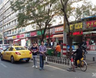 新街口商业圈纯一层门幅宽10米临近地铁经营行业不限制