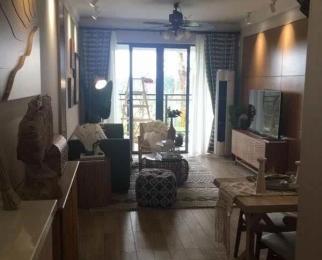 彰泰红树湾2室2厅1卫73平方使用权房精装