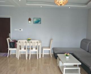 华夏泉绅2室2厅1卫80.2平米整租精装