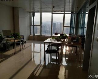 华侨广场 弘阳商圈 玻璃隔断 通透明亮 超大老总办公室