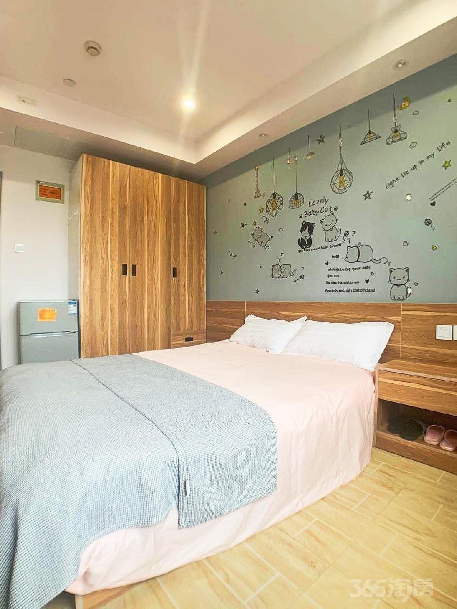 上海火车站1室0厅1卫30平米整租精装