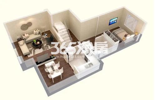 C户型 4室2厅3卫1厨