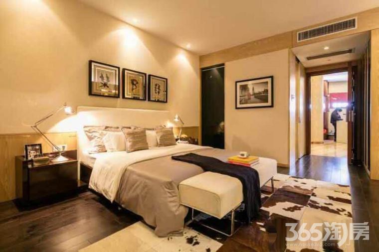 投資自住富屹國際四星級標準招商1872燕子磯酒店式公寓精裝