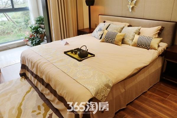 荣盛华府建面约172平样板间-卧室