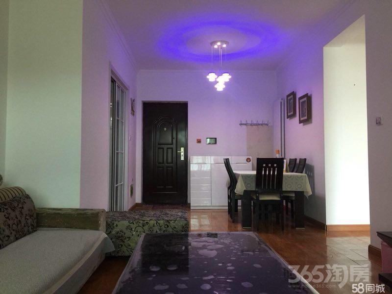 兰州大名城2室2厅1卫84平米2016年产权房精装