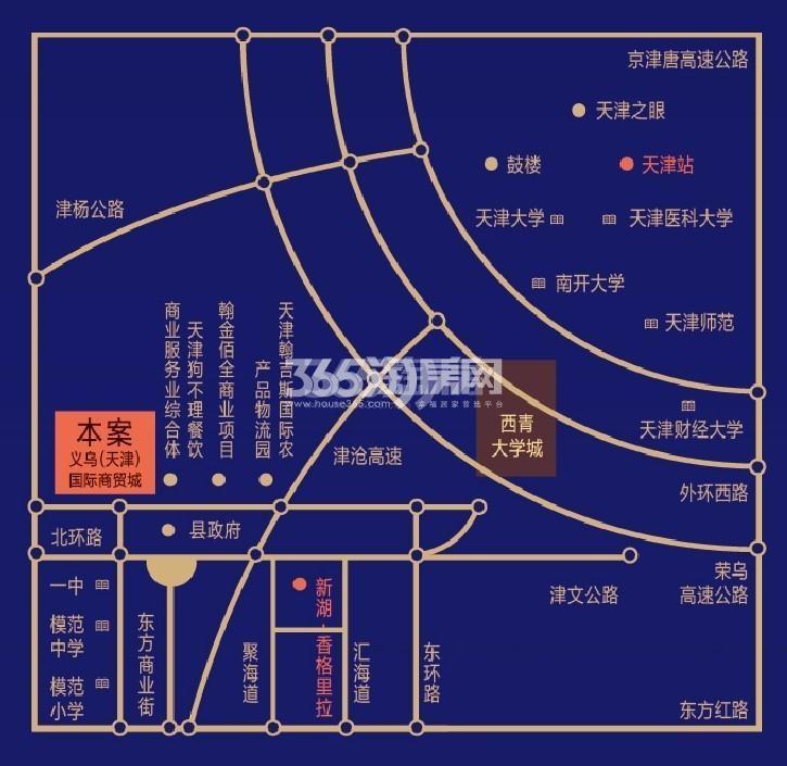 新湖公寓交通图