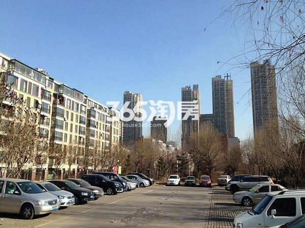 泰盈十里锦城实景图