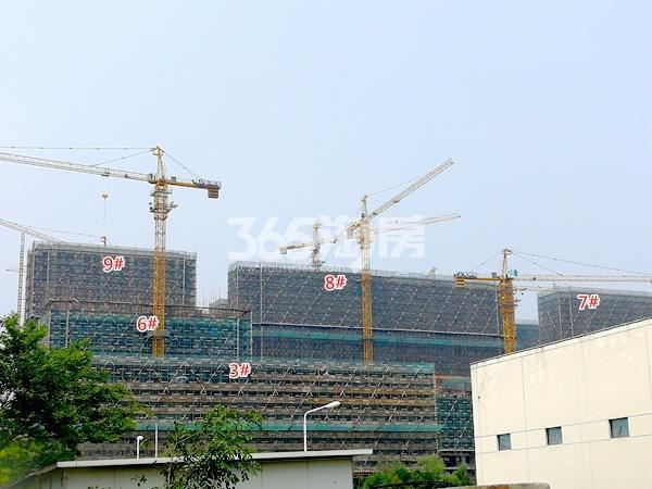 正大·万物城二期最新进展(2018.4)