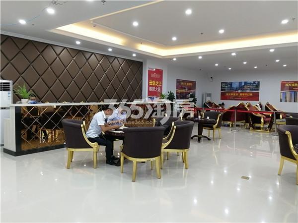 蚌埠国购广场 营销中心大厅 201808