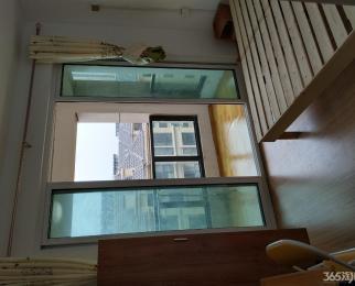 公寓直租 月付月租民用水电 创维乐活城550精装南卧带阳台