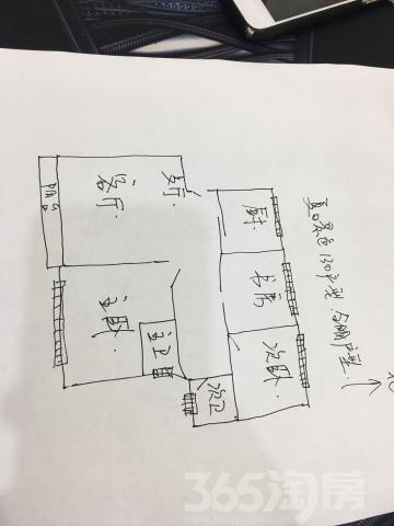 南二环何家村警卫处家属院 照片 有证无税可按揭