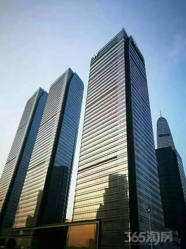 中润·苏州中心1室1厅1卫58平米整租精装