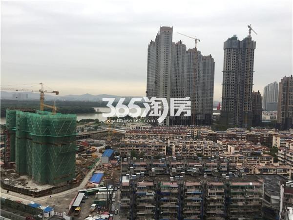 恒盛金陵湾项目实景图(10.17)