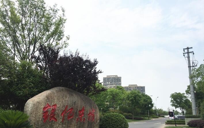 银亿东城别墅和景观实景图(9.26)