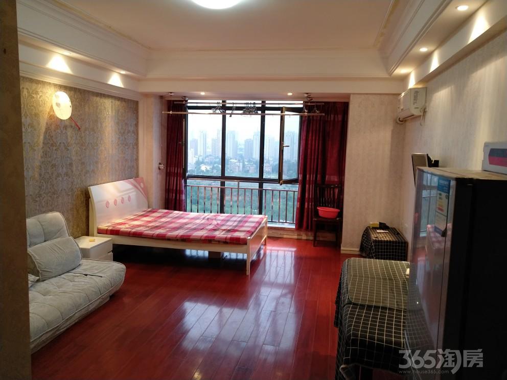 万达广场单身公寓1室1厅1卫46平米整租精装