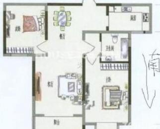 义 和优选房 望江花园 景观楼层 双南 婚房装修