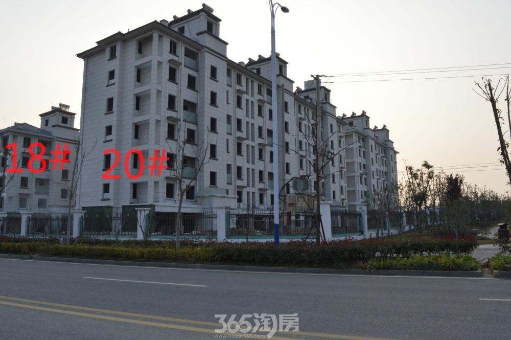 (绿城御府 二期叠墅6#、15#  滁州365淘房 资讯中心)