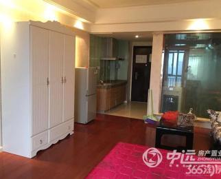 《万达一期单身公寓》精装小高层+繁华地段+拎包入住