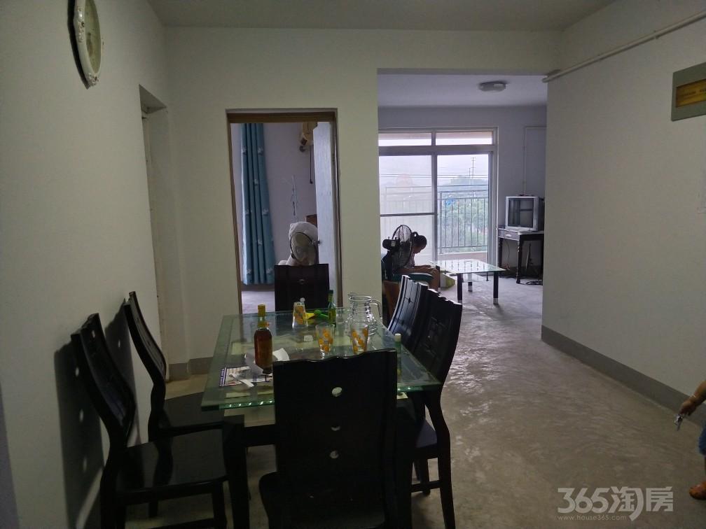 南城花林居3室2厅1卫100平米整租毛坯