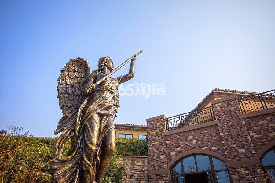 正源尚峰尚水联独栋墅实景图(1.19)