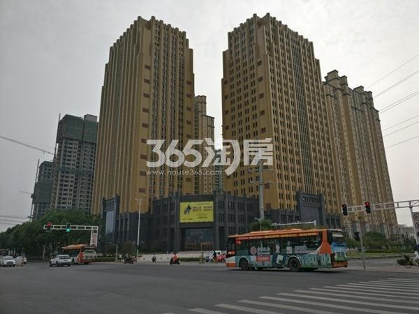 云鼎国际公寓实景图