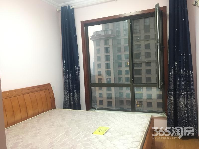 2号线地铁口汇聚旁长泰国际社区2室2厅1卫88㎡整租精装