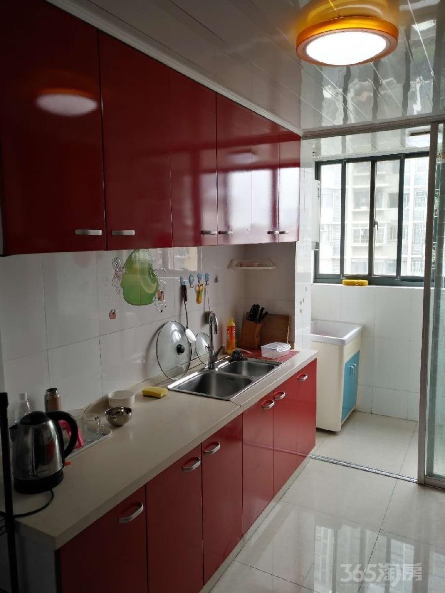 丽都鸿图阁2室2厅1卫89.04平米产权房精装
