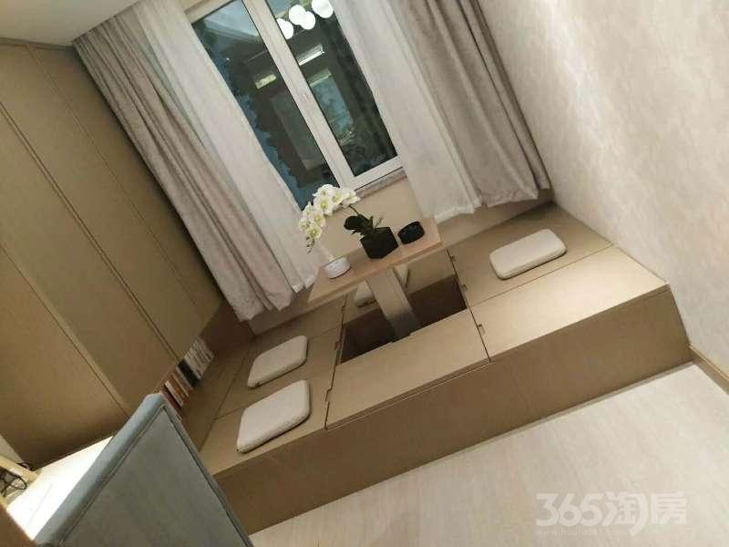 绿地智慧金融城3室2厅2卫125平米2013年产权房毛坯