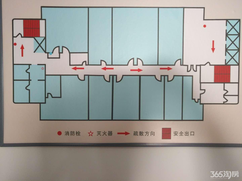 玄武区珠江路珠江大厦0室0厅户型图