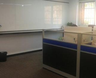 全新装修,园区内200平米办公房,合租精装