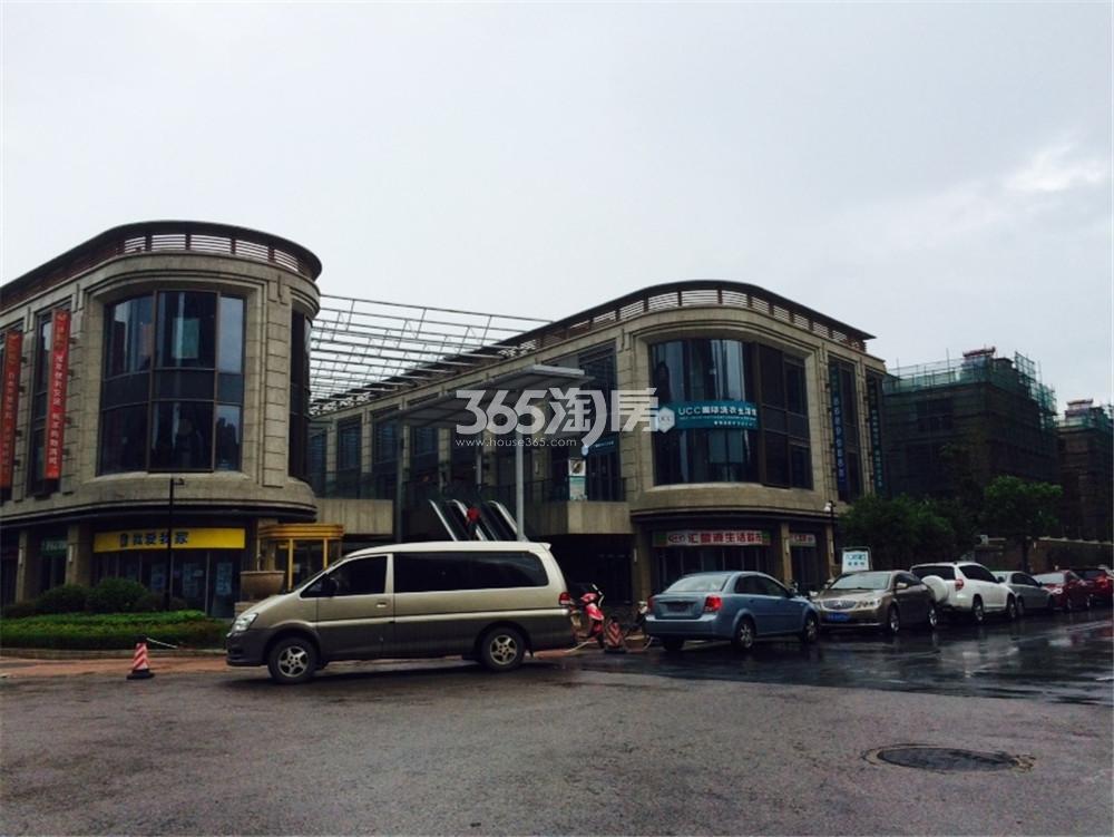涟城附近商业街实景图(3.20)
