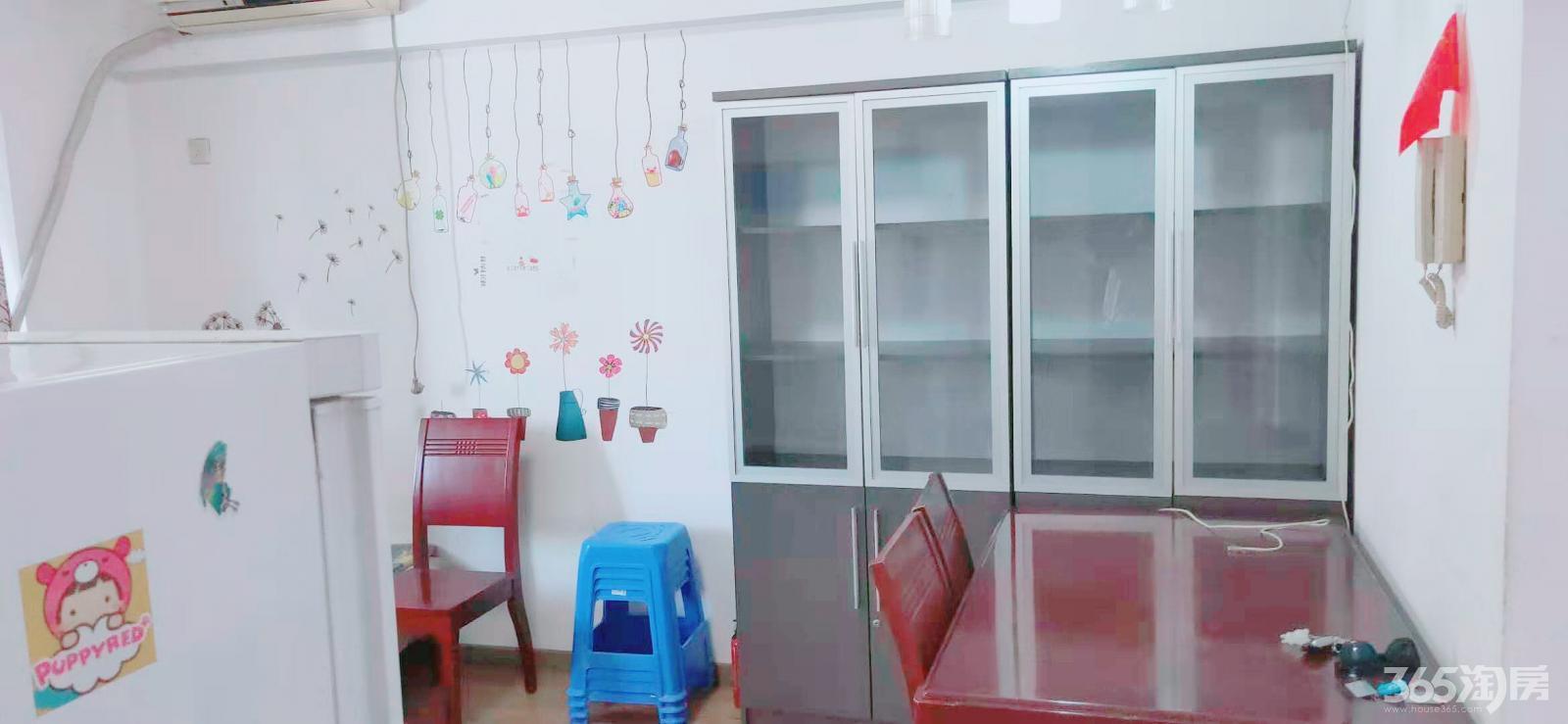 江宁区将军大道托乐嘉单身公寓2室1厅户型图