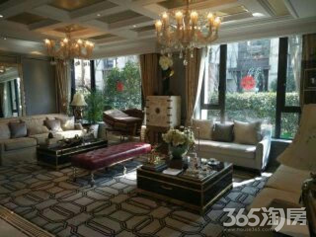 中交美庐城4室2厅3卫140平米2016年产权房精装