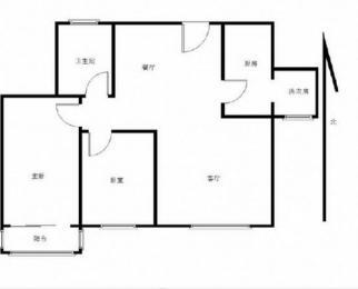 新街口 张府园 金鼎湾花园 市中心顶級小区 精装两房 超低总价