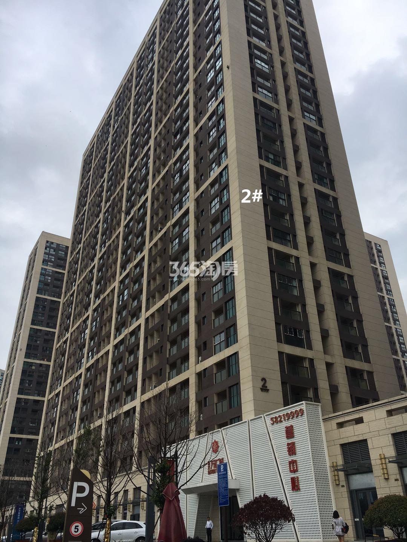东方万汇城南区2号楼实景图(6.19)
