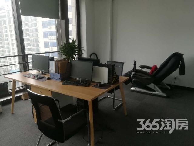 金河国际中心131㎡可注册公司整租精装