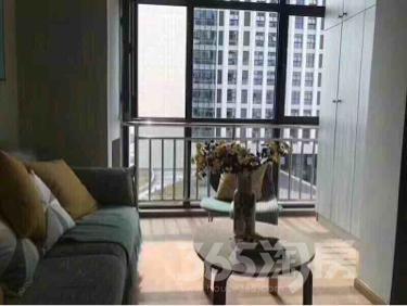 高力国际公寓1室1厅1卫60平米简装产权房2016年建