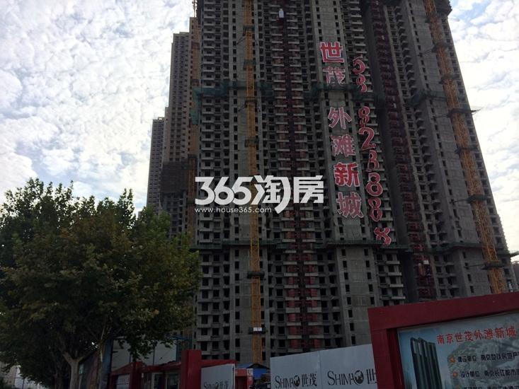 世茂外滩新城项目实景图(01.05)