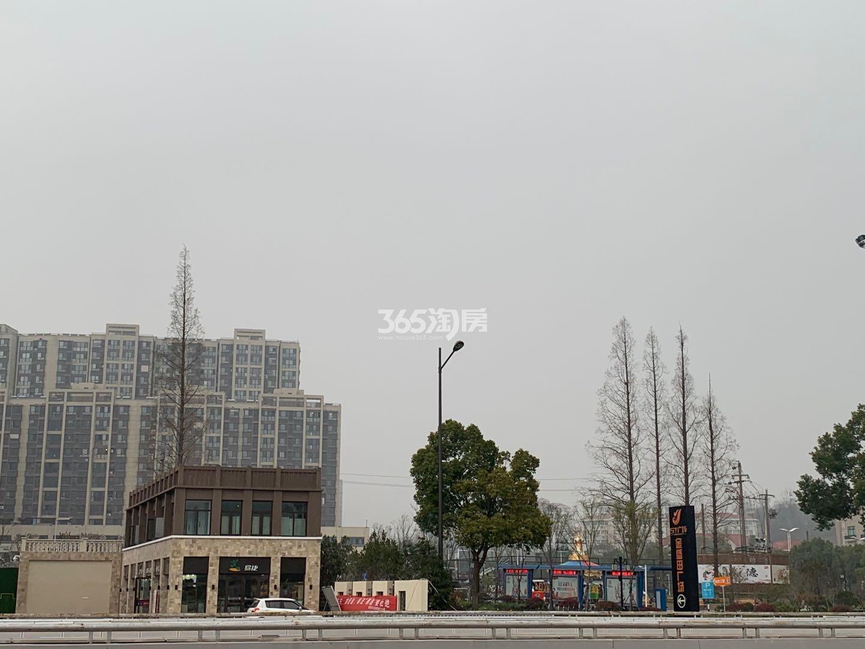 雅居乐雅尊府周边商业配套-金盛田广场