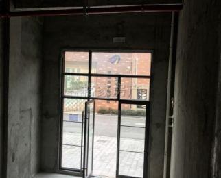 万科城南区北门 沿街门面 小区口临近拐角 层高5.1米 年租6.3万