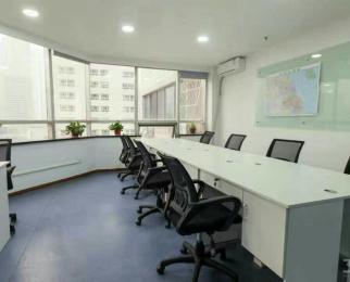 新街口服务式办公可注册拎包入住800一个工位